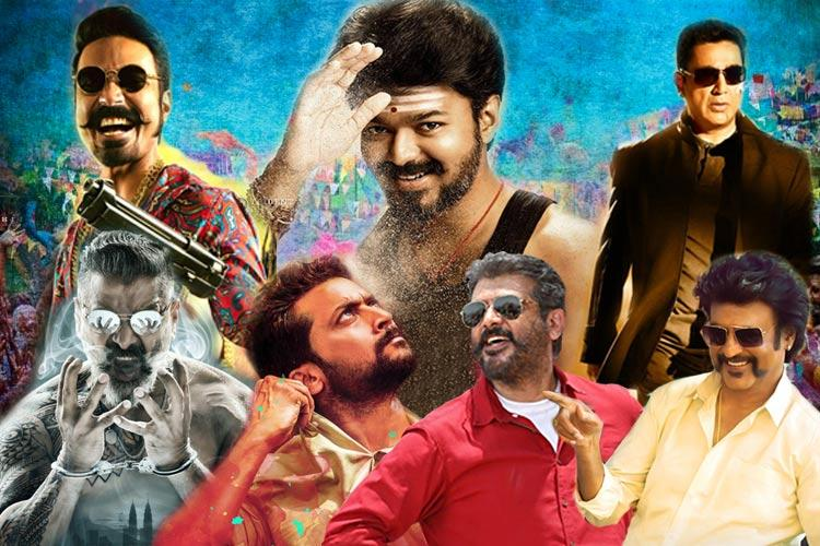 Ajith Vs Rajini for Pongal 2019 10 big box office clashes since 2000