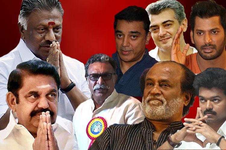 Kollywood 10 tax row Are TN politicians threatened by the politics of Kamal and Rajini