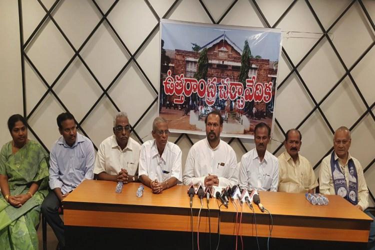 Where are the bifurcation promises Uttarandhra leader Konathala launches campaign