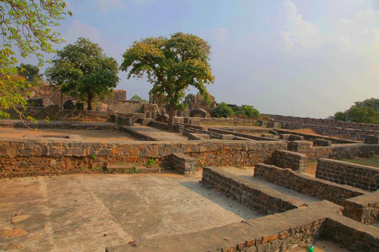 Off the tourist grid Kondapalli Fort is the perfect getaway for history and nature lovers