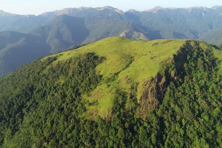 Kottancheri Hills in Keralas Kasaragod