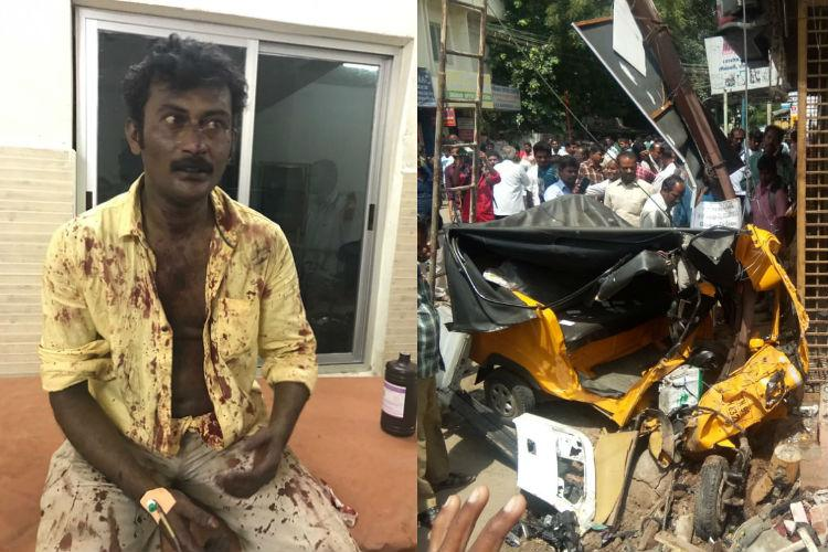 Kovai Audi Car Accident Driver S Blood Sample Finds No Trace Of