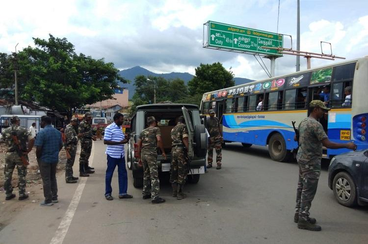 Security tightened in religious and defence establishments in TN and Kerala