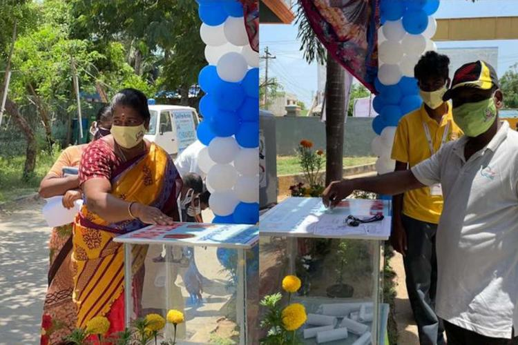 COVID free Kovalam vaccination drive with freebies