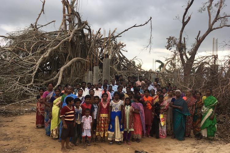 Cyclone Gaja A TN village mourns the destruction of its 200-year-old banyan tree