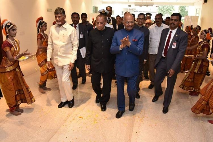 President Kovind inaugurates AP Fibre Grid project to provide internet to every house