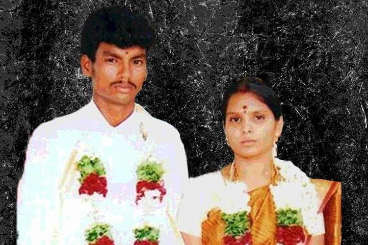 Sankar and Kowsalya Sankar was hacked to death in 2016 and her father Chinnaswamy was acquitted by HC