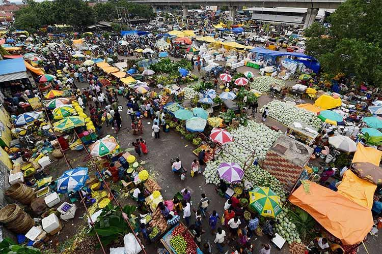 Market vendors in Chennai struggle with losses due to shift from Koyambedu