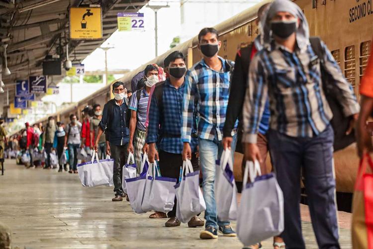 Andhra Migrants