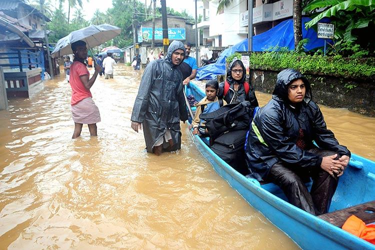 Relief for Kerala No red warning for August 12 orange warning for 6 districts