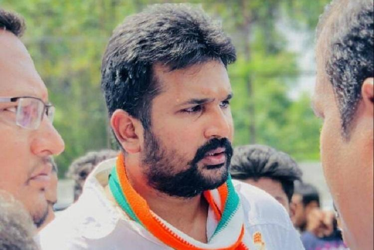 OU student leader Krishank quits Telangana Congress citing humiliation to join TRS