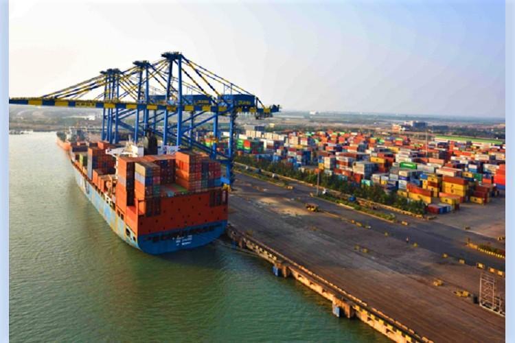 Adani Ports to acquire 75 stake in Andhras Krishnapatnam Port