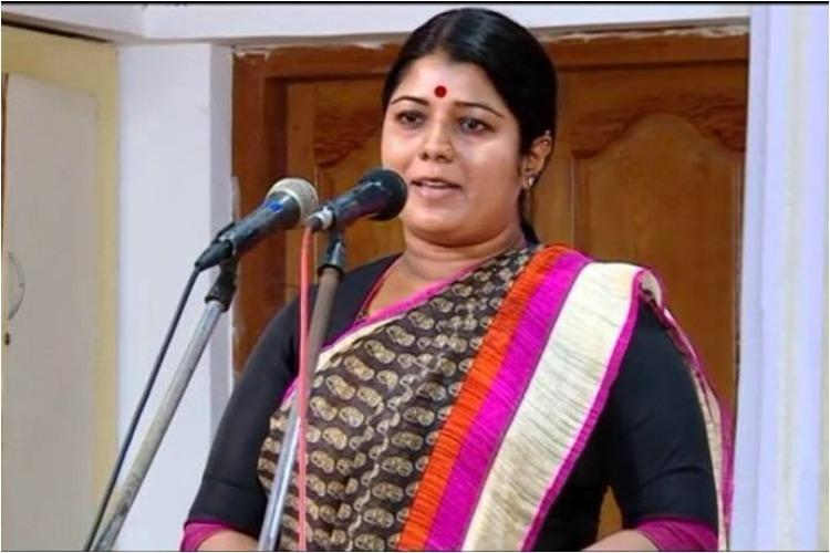 Sasikala played big role in govt and AIADMK till 2011 says niece Krishnapriya