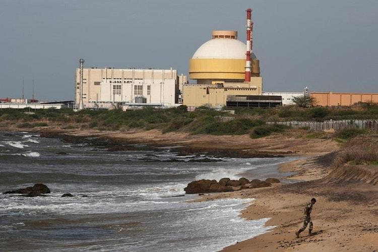 Foundation of Kudankulam nuclear projects unit three to be laid by July