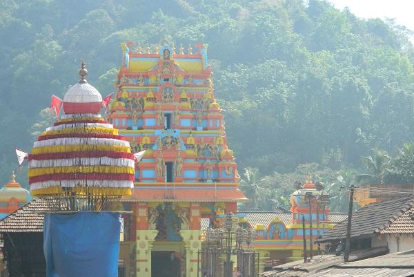 Water scarcity affects gods too Kukke Subramanya temple stops giving Teertha to devotees