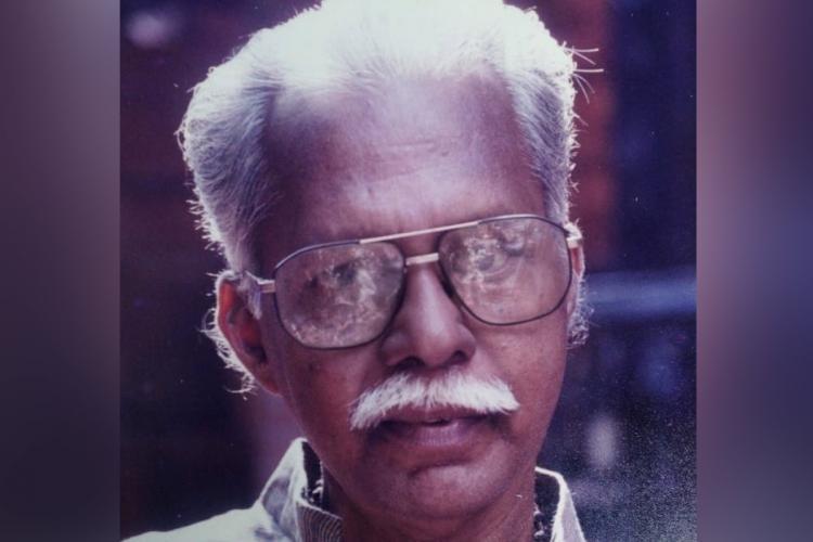 Profile photo of Kulathoor Bhaskaran Nair with specs