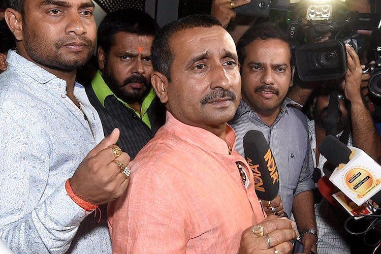 Unnao rape case Ex-BJP MLA Kuldeep Sengar convicted for raping minor