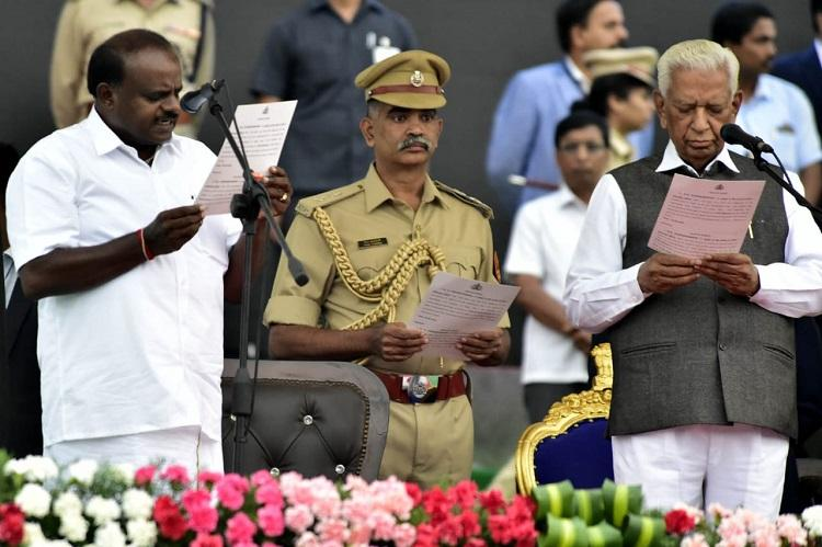 Will HD Kumaraswamy bring Karnataka as a model for India?