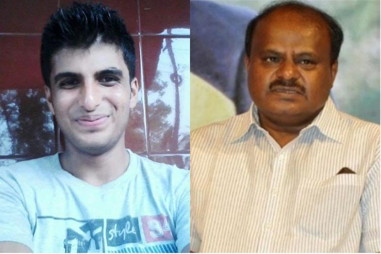 Mangaluru man arrested for derogatory FB post against CM Kumaraswamy