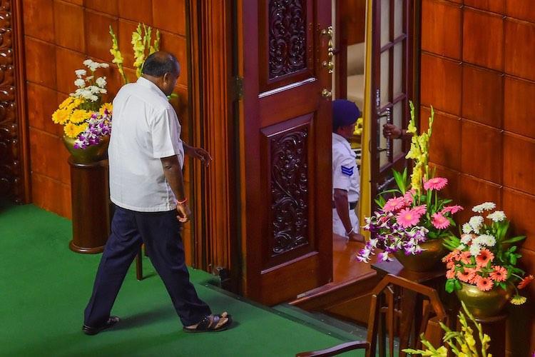 Will resignation of accidental CM Kumaraswamy spell doom for the JDS in Ktaka