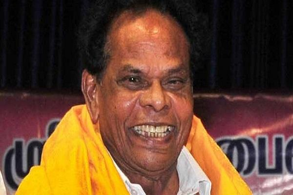 Laugh riot ends Tamil comedian Kumarimuthu passes away