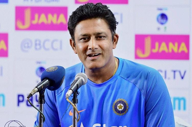 Kumble withdraws as head coach of Indian cricket team