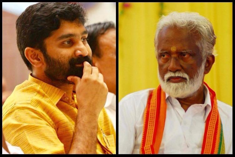 Did Cong-CPI M sabotage probe into rebel Left leaders murder Kerala BJP wants probe
