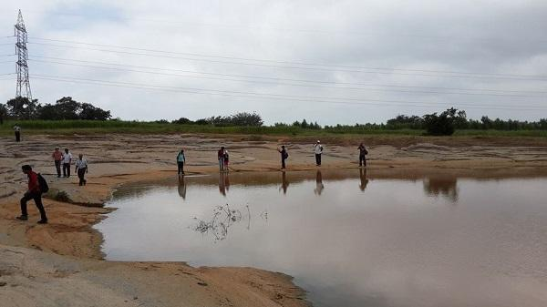 If all goes well the Kumudavathi river may help in tackling Bengalurus water woes