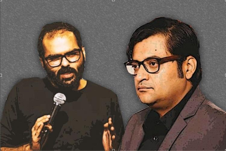 Why Kunal Kamras confrontation of Arnab Goswami makes us uncomfortable
