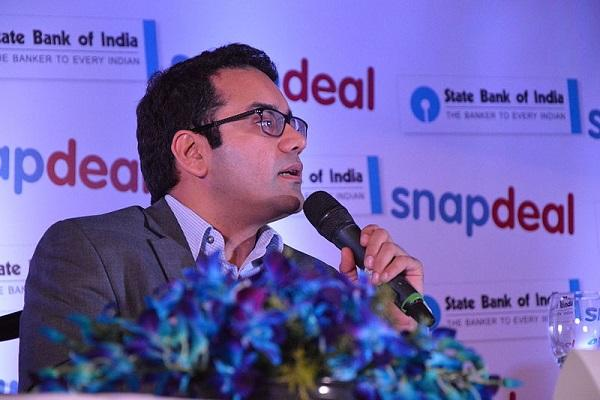 Snapdeal raises over Rs 113 crore from NVP, founders