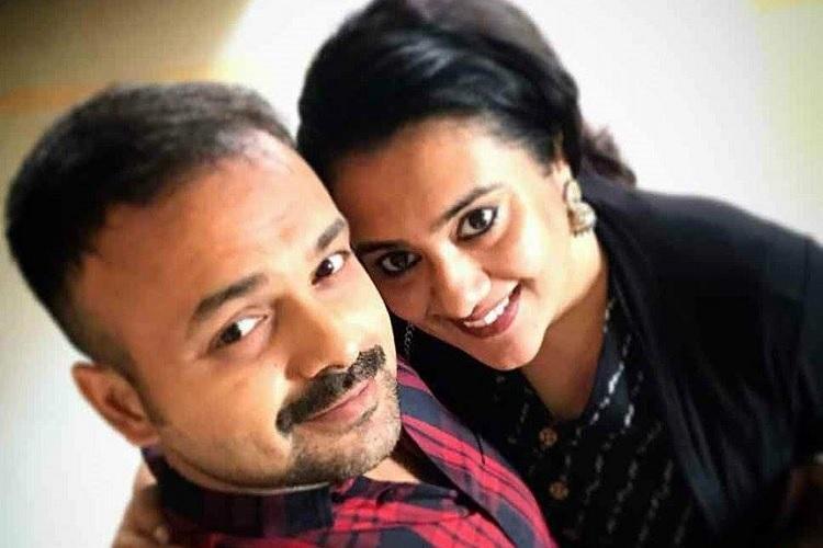 Actor Kunchacko Boban and wife Priya welcome baby boy