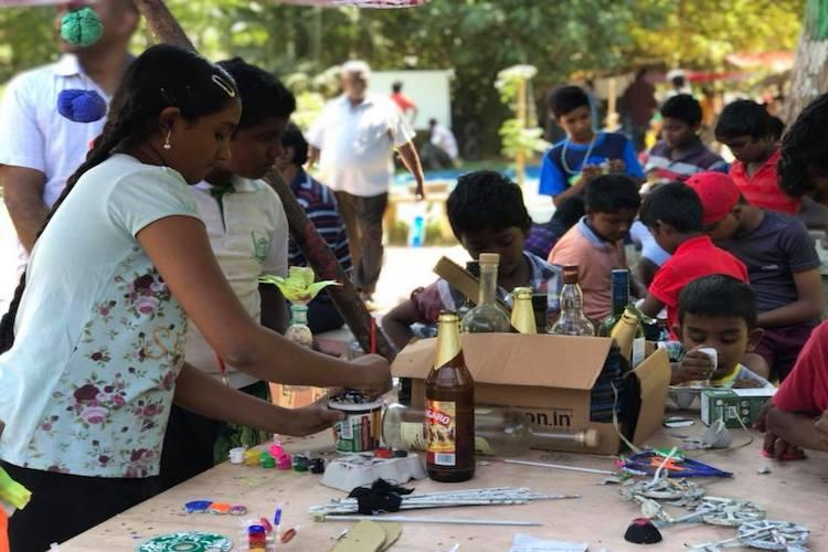 Kuppai Matters This Chennai festival is teaching people to care about waste disposal