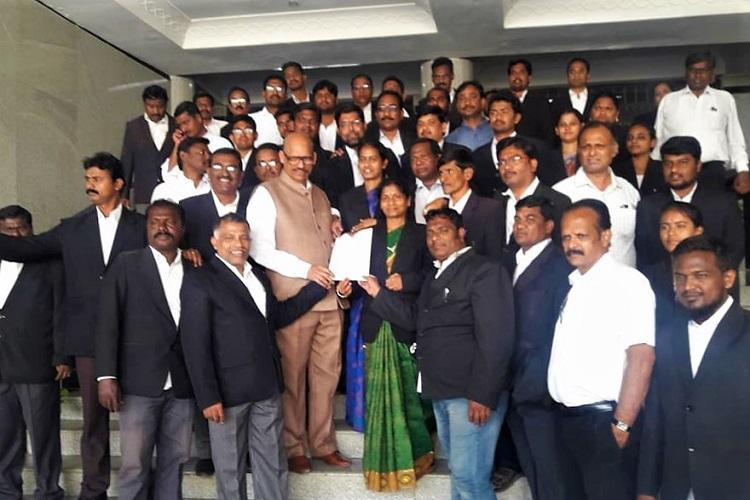 Advocates boycott courts in Andhras Kurnool district demand HC in Rayalaseema