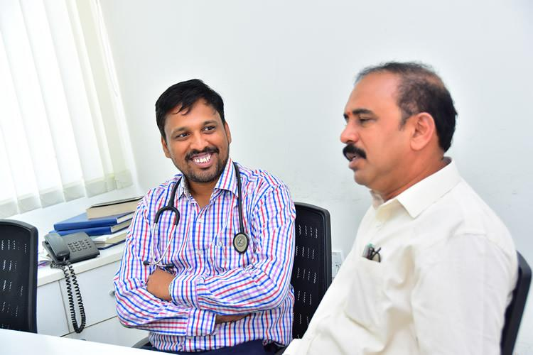 From child labourer to oncologist AP mans story of grit and hard work