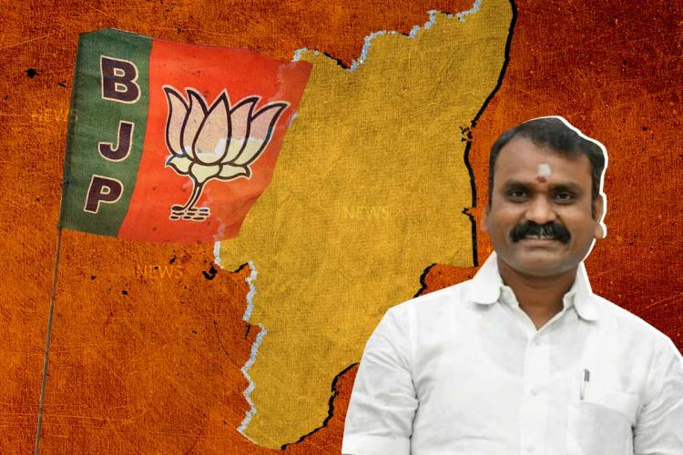 L Murugan, Tamil Nadu BJP leader who was made Union Minister of State for Fisheries, Animal Husbandry and Dairying