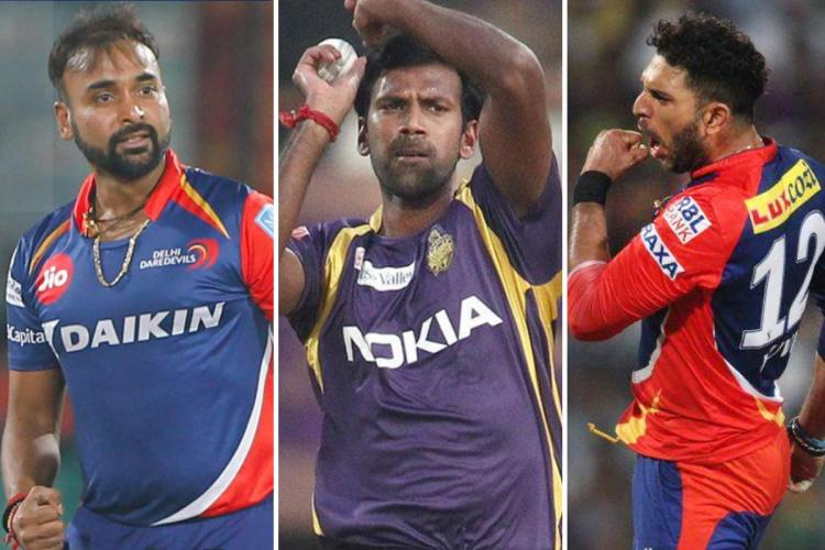 L Balaji to Amit Mishra List of domestic players with hat-tricks in IPL