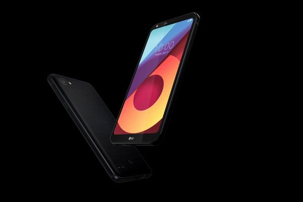 LG announces Q6 Q6 Q6a Bezel-free full display smartphones to go on sale in August