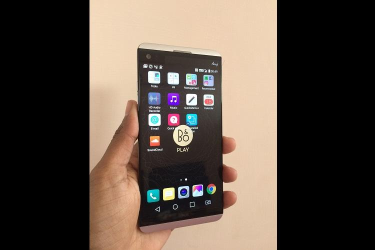 LG V20 review A sturdy phone with super audio great for multimedia consumption