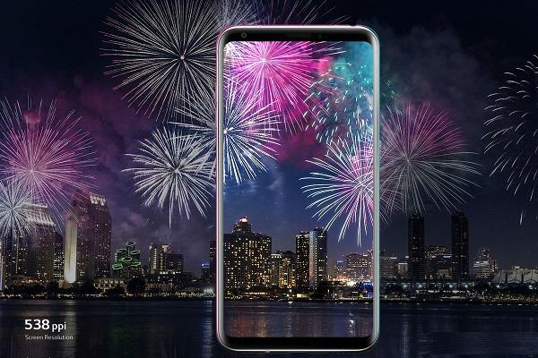 LG V30 launched in India with 4GB RAM dual camera and edge-to-edge display