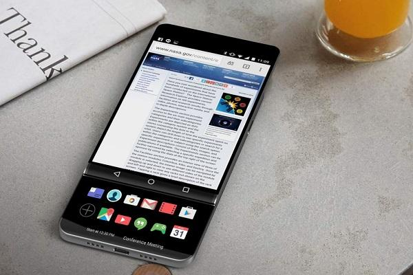 Rumor: LG V30 To Launch In August With SD835, OLED Panel