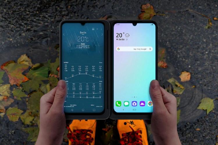 LG G8X dual screen smartphone saw massive demand with over 175 lakh units being sold