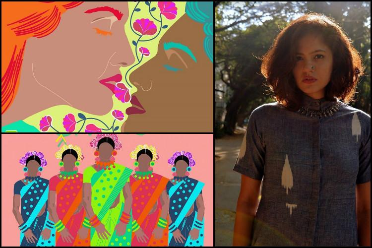 This Bengaluru-based artists work on sexual diversity bends the straight line