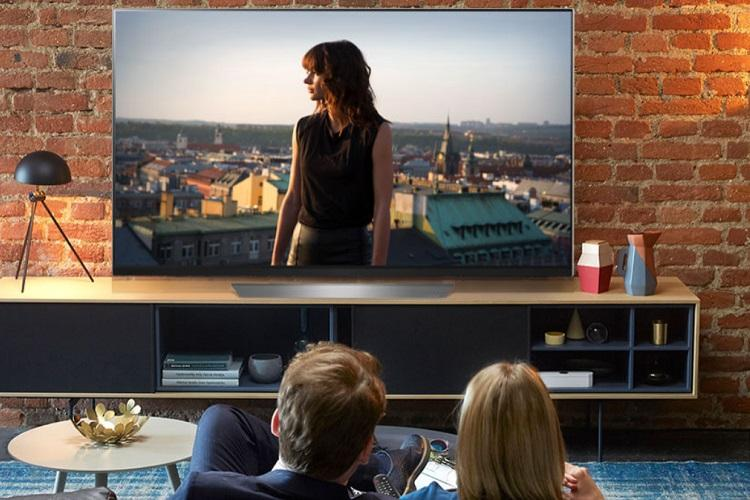 LG is betting on AI-powered televisions to consolidate its position in India