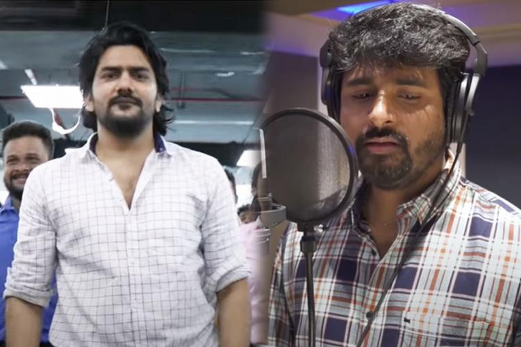 Sivakarthikeyan is seen singing the song while actor Kavin is seen dancing in the video of Inna Mylu