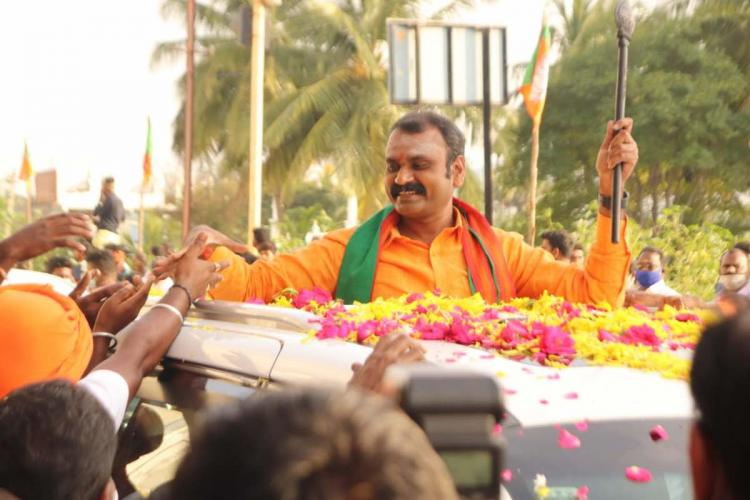 BJP will have MLAs from Tamil Nadu NDA will form state govt in 2021 L Murugan
