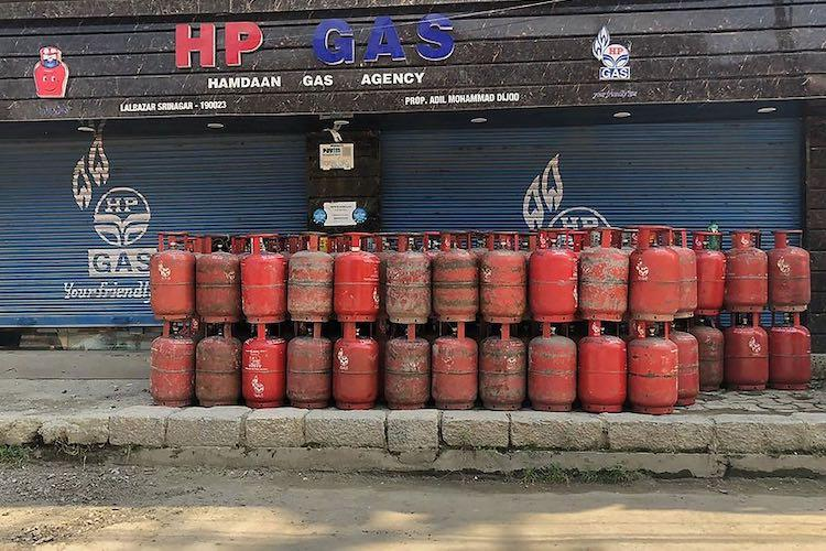 LPG price hiked by Rs 1445 per cylinder steepest increase since Jan 2014