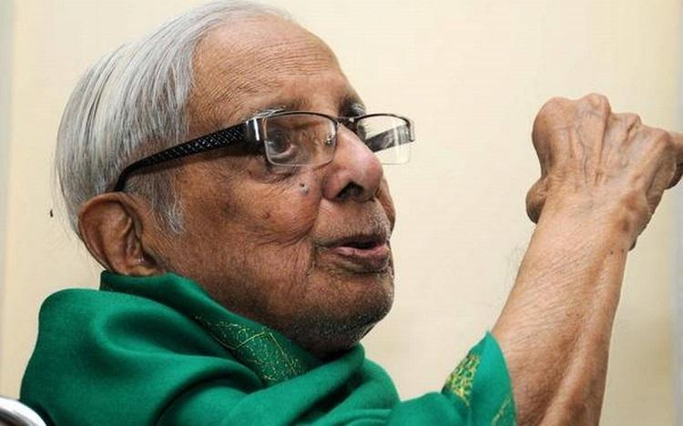 Veteran Kannada writer Prof LS Sheshagiri Rao passes away at 94