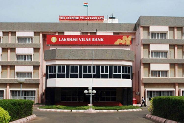 Lkashmi Vilas Bank HQ