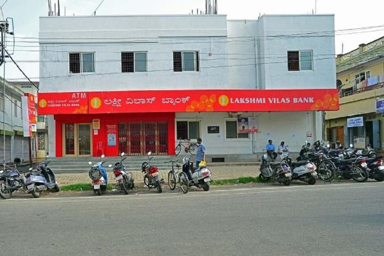 Lakshmi Vilas Bank put under one month moratorium