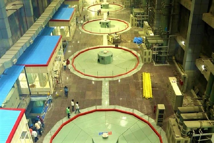 Kaleshwaram project Mega pump house set to begin operations in Telangana